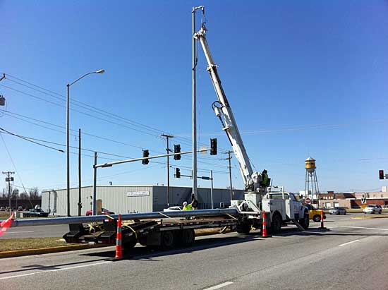 New Traffic Management Center and Traffic Cameras on Chestnut Expressway