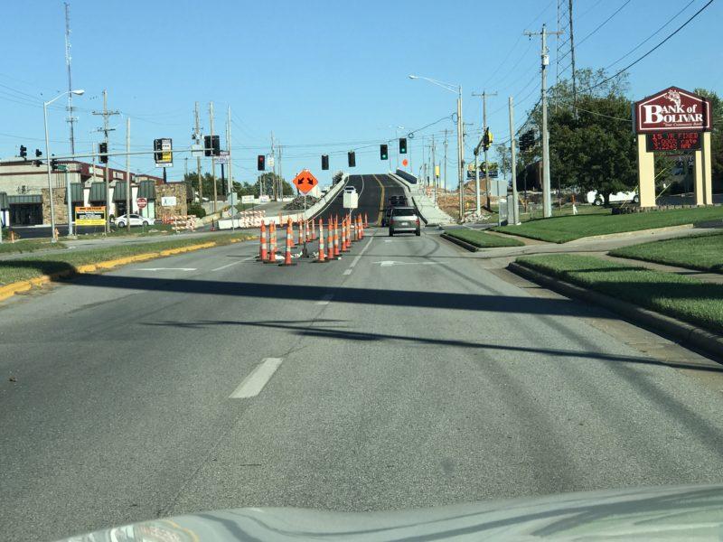 Chestnut Expwy. closed Dec. 1-4 for Bridge improvements